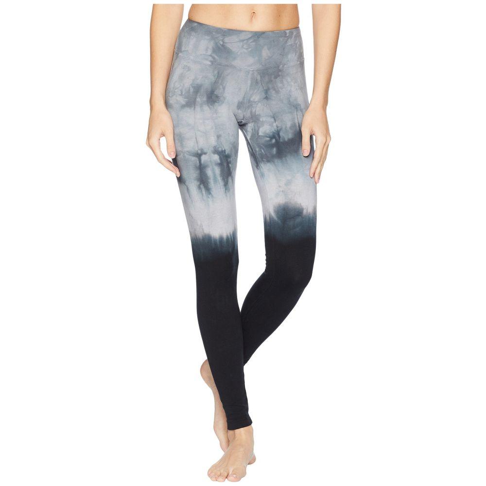 ハードテイル Hard Tail レディース スパッツ・レギンス インナー・下着【Flat Waist Ankle Leggings】Crystal Dip-Dye