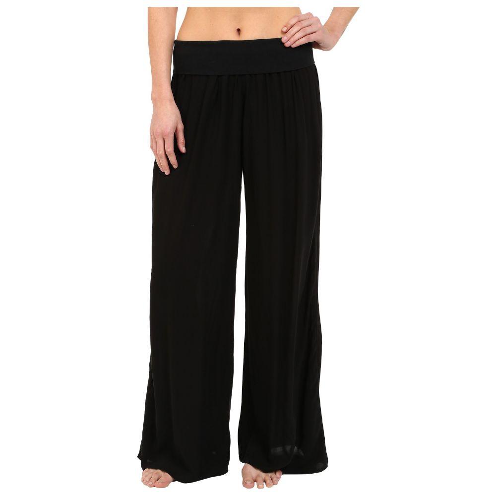 ハードテイル Hard Tail レディース ボトムス・パンツ 【Flat Waist Pants】Black