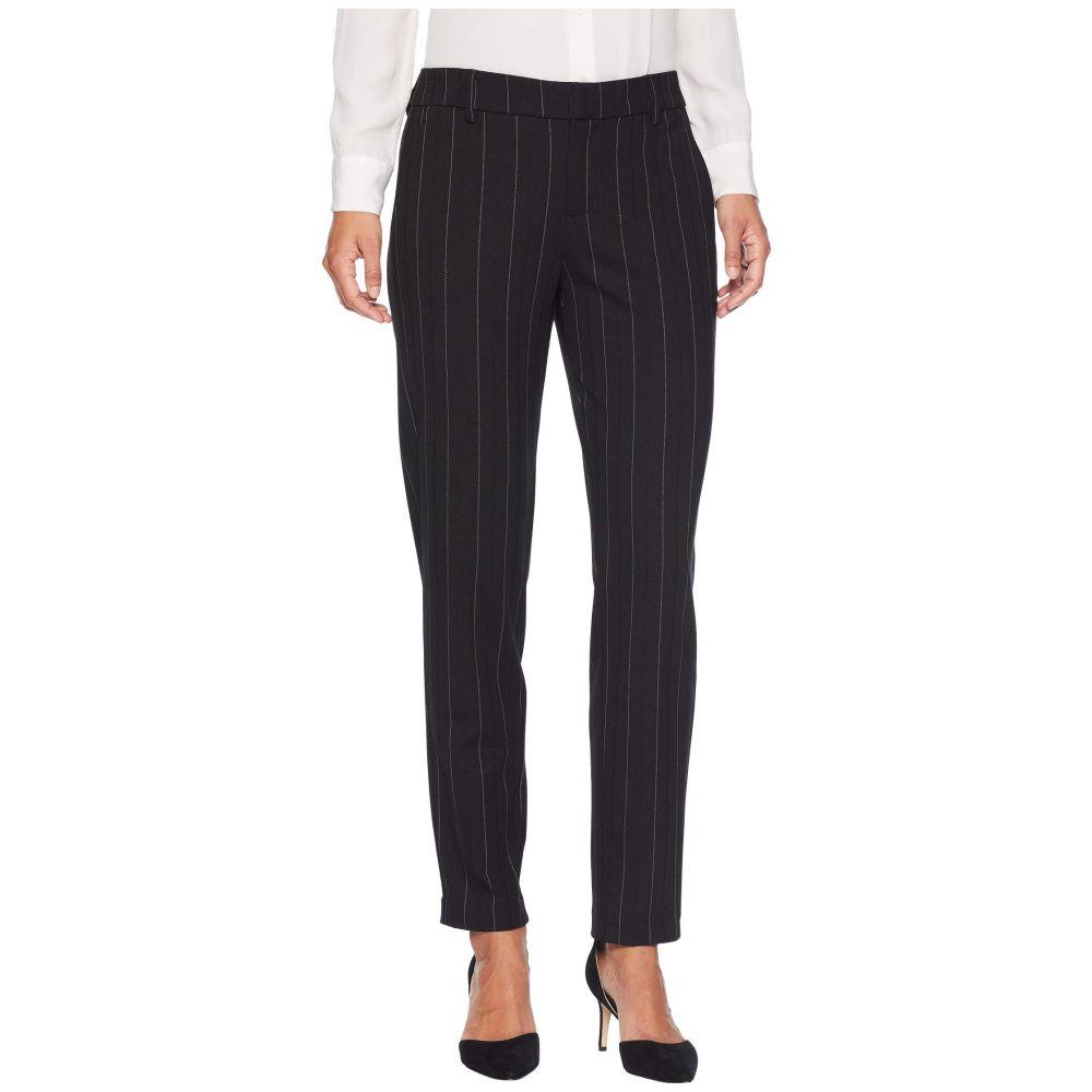 リバプール Liverpool レディース ボトムス・パンツ 【Kelsey Trousers in Wide Stripe Ponte Knit】Black/White Wide Stripe