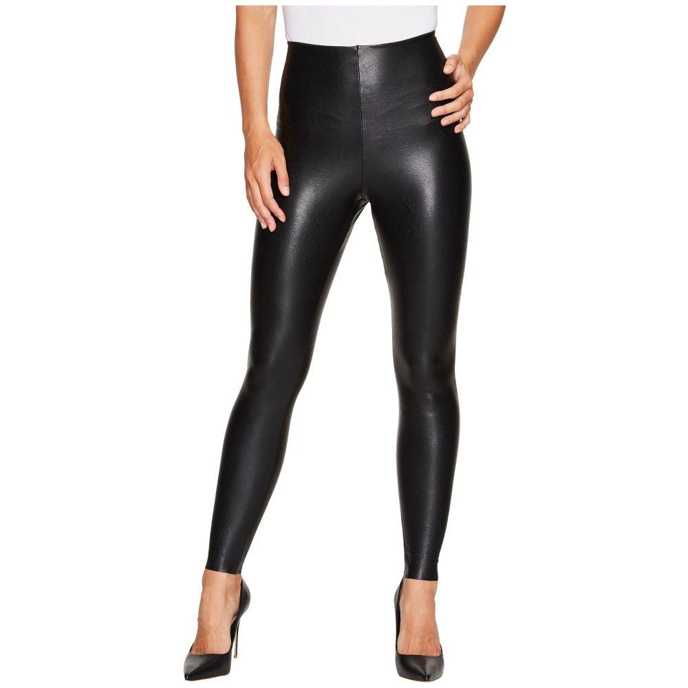 コマンドー Commando レディース タイツ・ストッキング インナー・下着【Perfect Control Faux Leather Leggings SLG06】Black