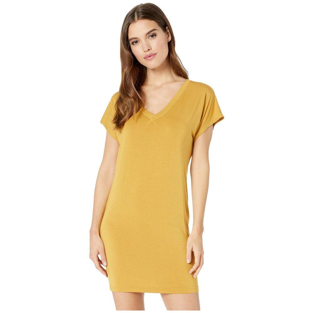 ハードテイル Hard Tail レディース チュニック トップス【T-Shirt Tunic】Honeygold