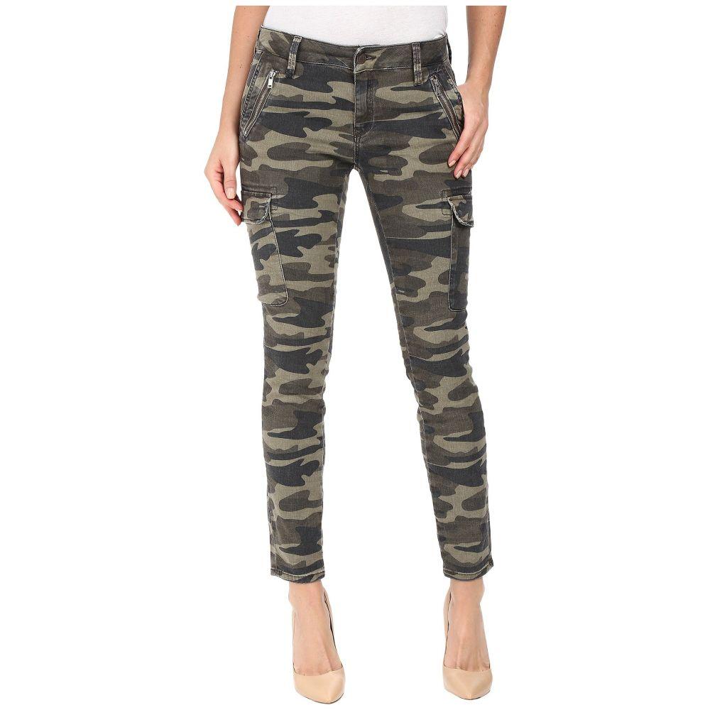 マーヴィ ジーンズ Mavi Jeans レディース カーゴパンツ ボトムス・パンツ【Juliette Skinny Cargo in Military Camouflage】Military Camouflage