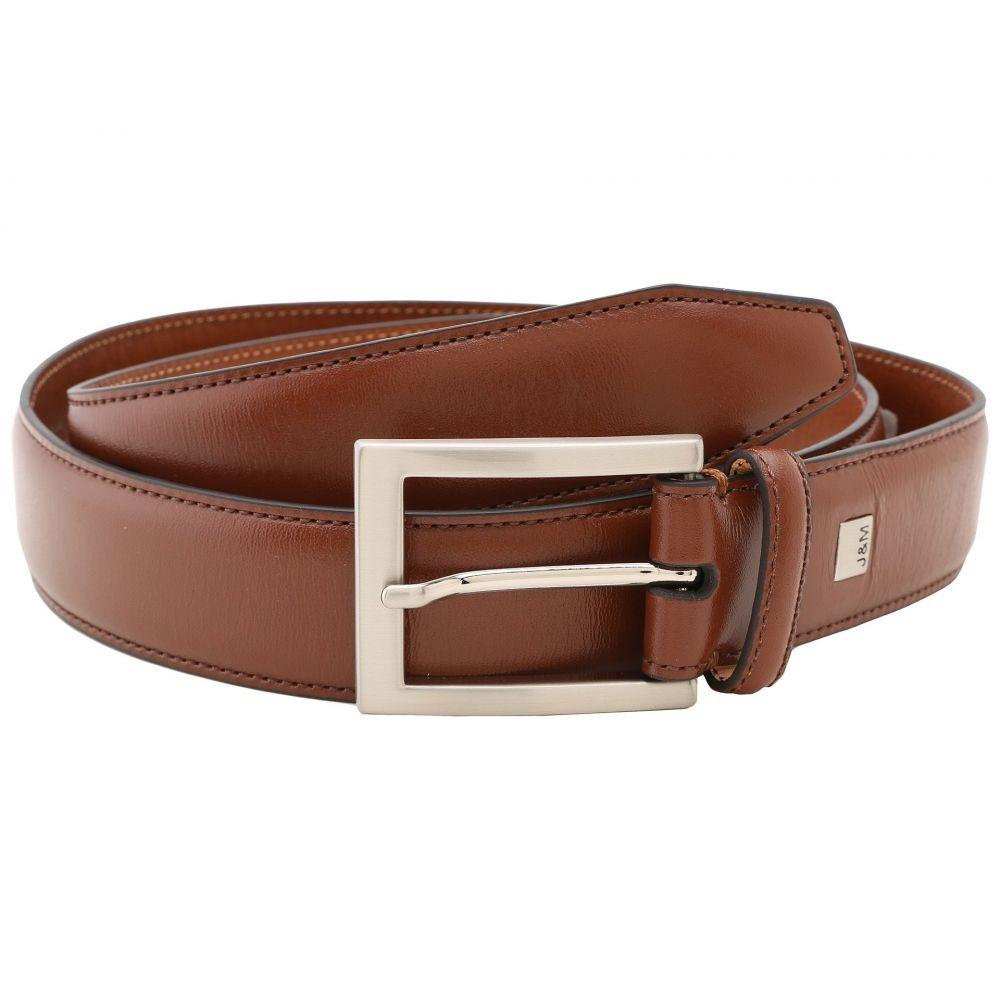 ジョンストン&マーフィー Johnston & Murphy メンズ ベルト 【Dress Belt】Cognac