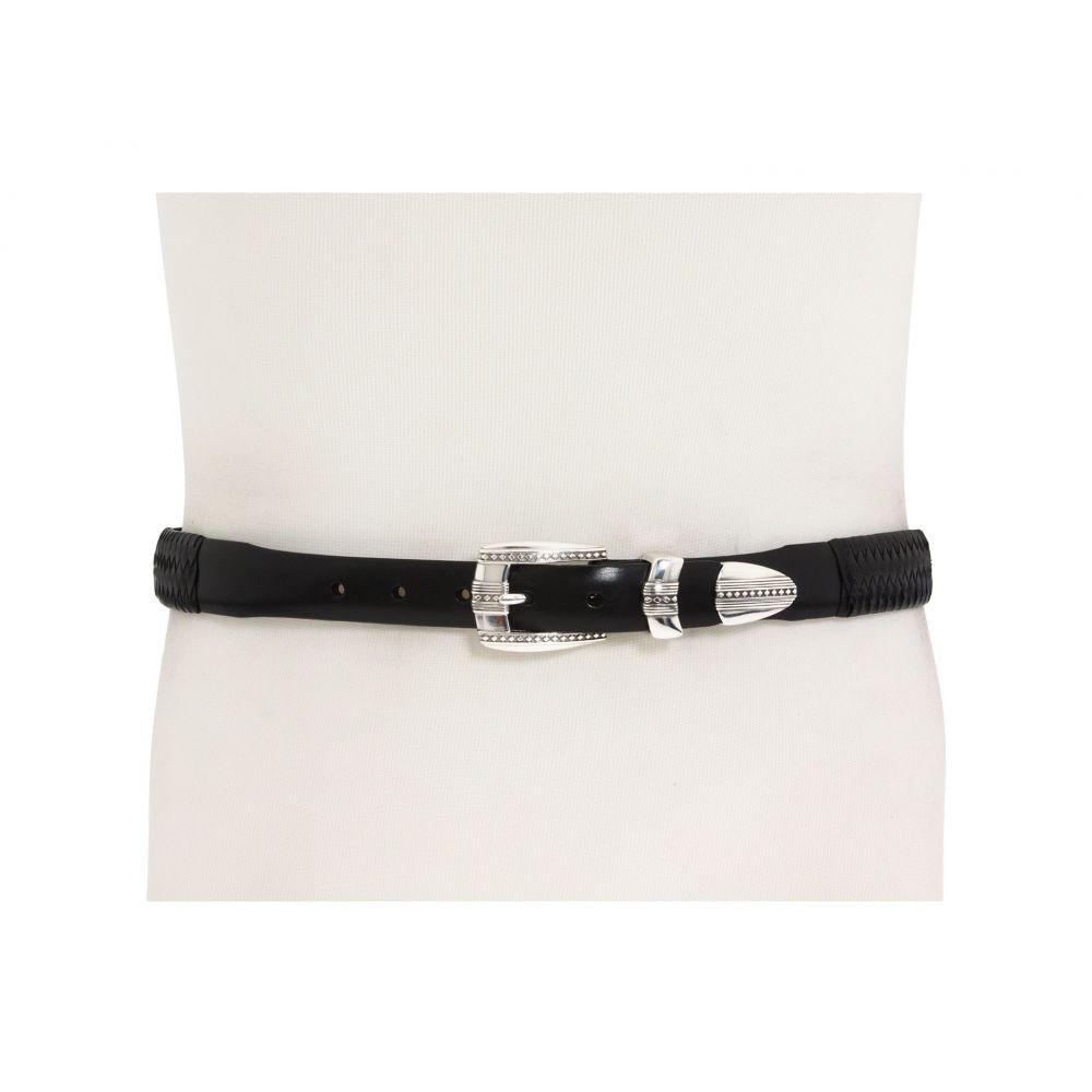 ブライトン Brighton メンズ ベルト 【1-1/4' - 1' Eastwood Ornament Taper Belt】Black