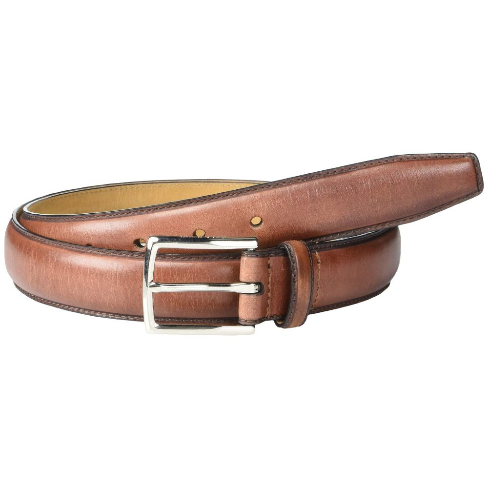 コールハーン Cole Haan メンズ ベルト 【32mm Full Dome Stitch Strap Harness Buckle】British Tan/Nubuck