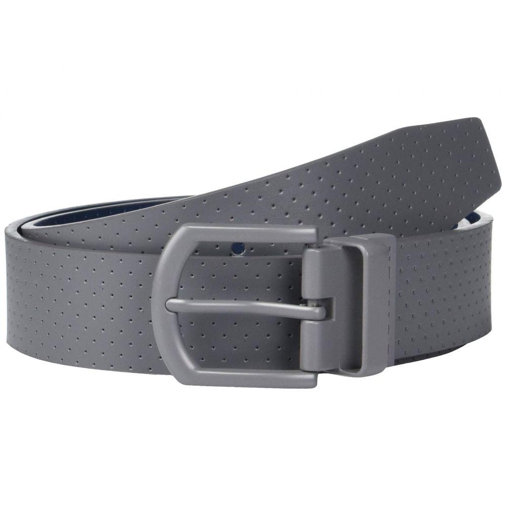 トラビスマシュー TravisMathew メンズ ベルト 【Tucker Belt】Grey Pinstripe