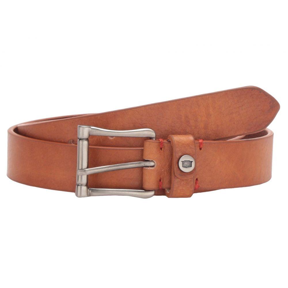 フローシャイム Florsheim メンズ ベルト 【Gilmore Saddle Leather Belt】Cognac