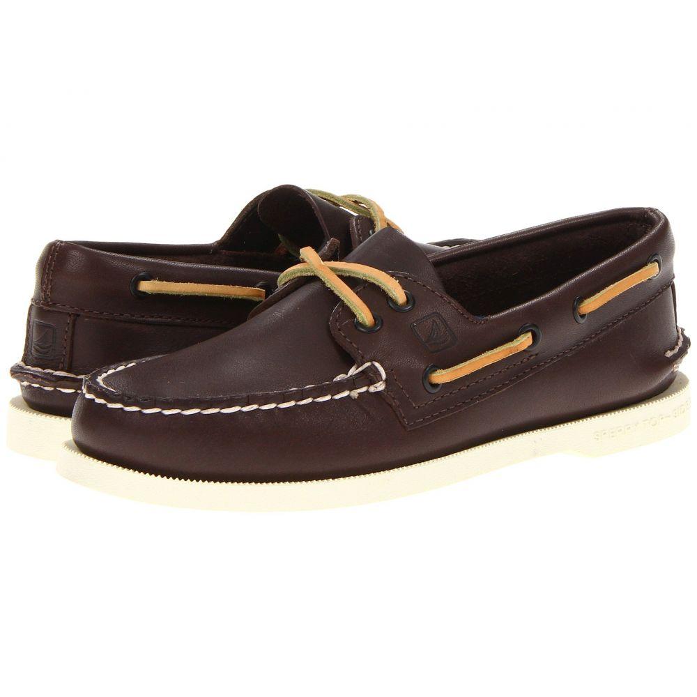 スペリー Sperry メンズ デッキシューズ シューズ・靴【Authentic Original】Classic Brown