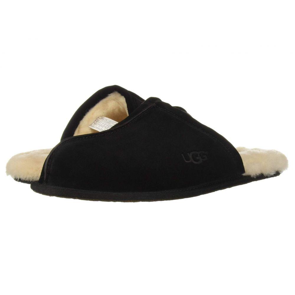 アグ UGG メンズ スリッパ シューズ・靴【Scuff】Black