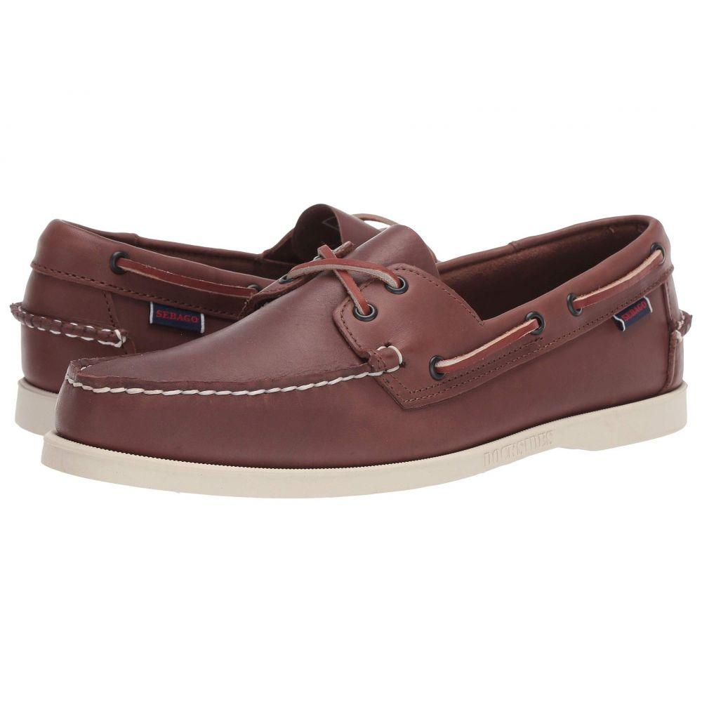 セバゴ Sebago メンズ デッキシューズ シューズ・靴【Dockside Portland】Brown