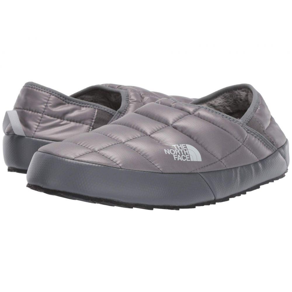 ザ ノースフェイス The North Face メンズ スリッパ シューズ・靴【ThermoBall(TM) Traction Mule V】Zinc Grey/High-Rise Grey