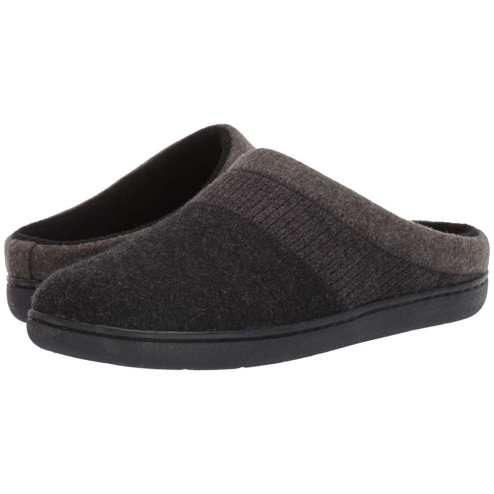 テンピュール ペディック Tempur-Pedic メンズ スリッパ シューズ・靴【Tony】Charcoal