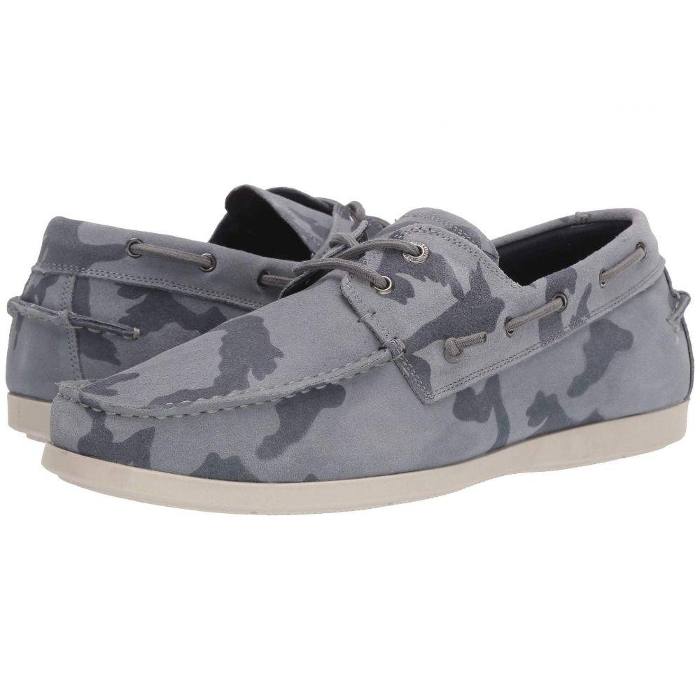 スティーブ マデン Steve Madden メンズ デッキシューズ デッキシューズ シューズ・靴【Gametyme Boat Shoe】Grey Camo