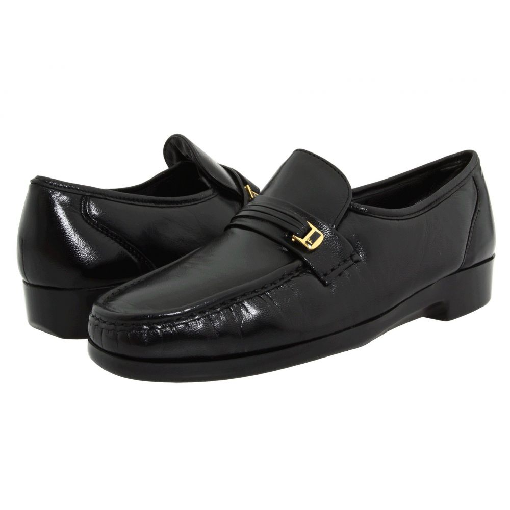 フローシャイム Florsheim メンズ ローファー シューズ・靴【Riva】Black Nappa