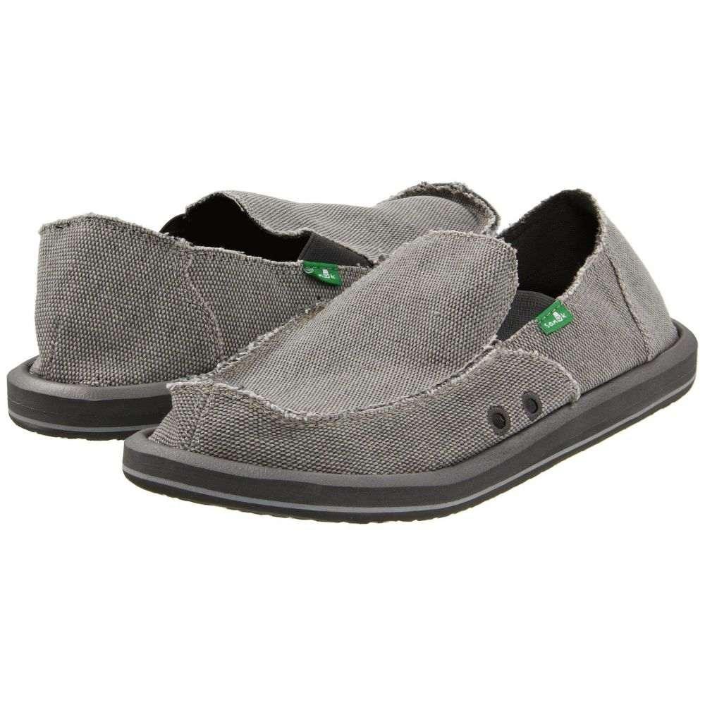 サヌーク Sanuk メンズ ローファー シューズ・靴【Vagabond】Grey