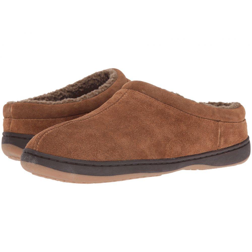テンピュール ペディック Tempur-Pedic メンズ スリッパ シューズ・靴【Arlow】Chestnut