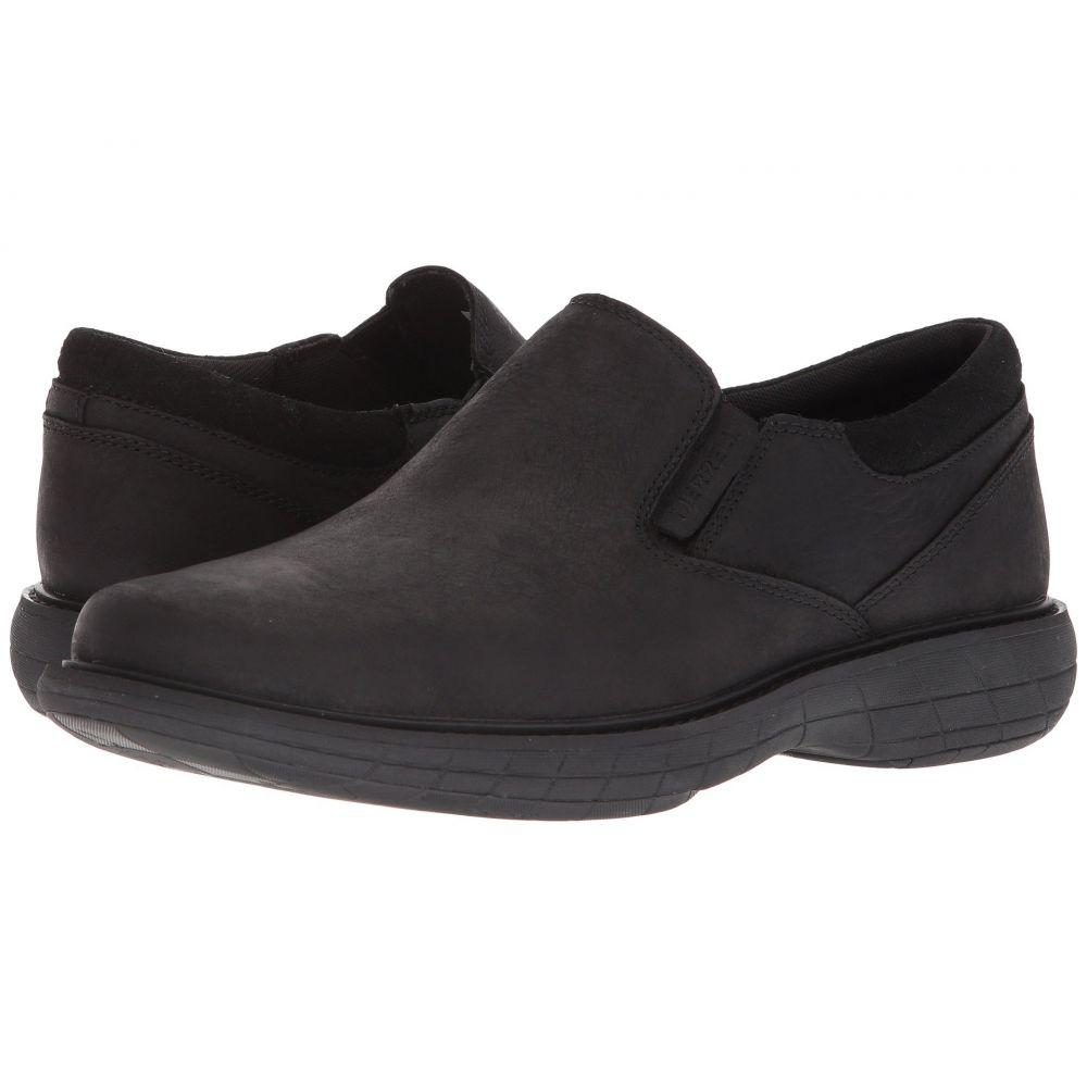 メレル Merrell メンズ ローファー シューズ・靴【World Vue Moc】Black