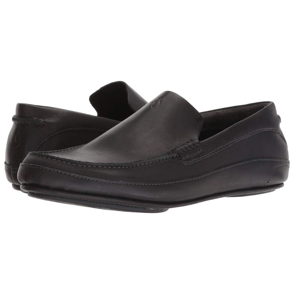 オルカイ OluKai メンズ ローファー シューズ・靴【Kulana】Black/Black