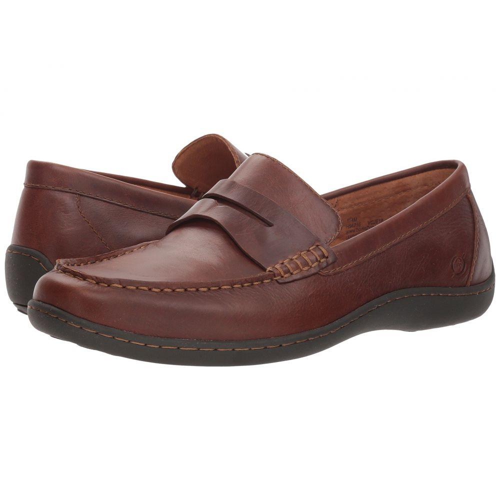 ボーン Born メンズ ローファー シューズ・靴【Simon II】Full Grain Leather
