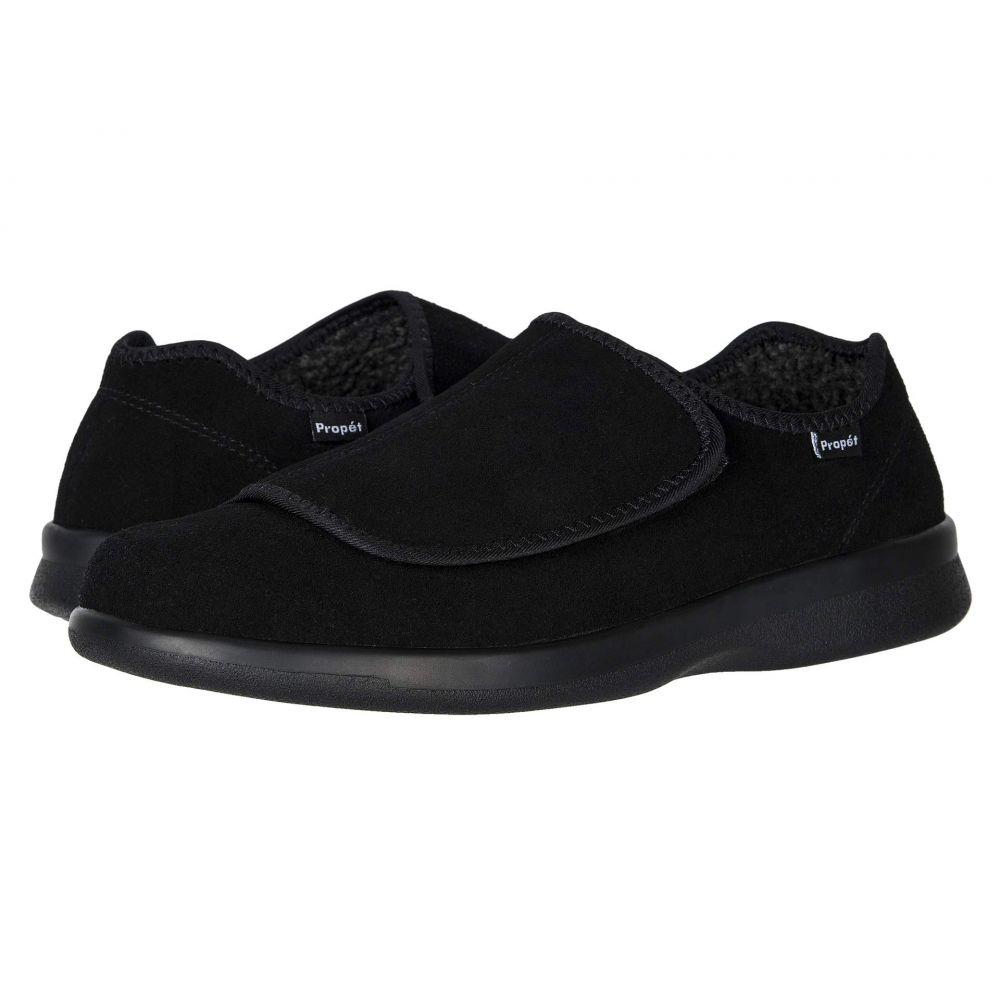 プロペット Propet メンズ スリッパ シューズ・靴【Coleman】Black