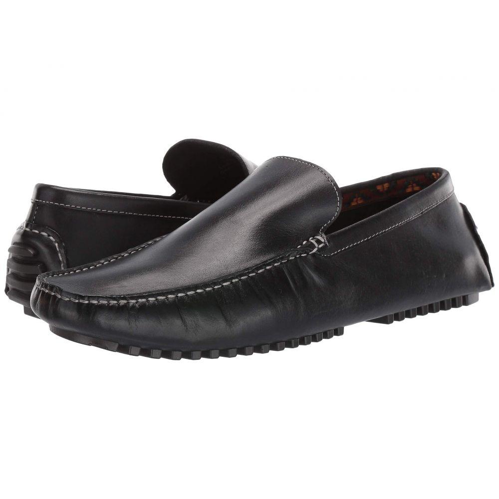ドナルド ジェイ プリナー Donald J Pliner メンズ ローファー シューズ・靴【Vic】Black