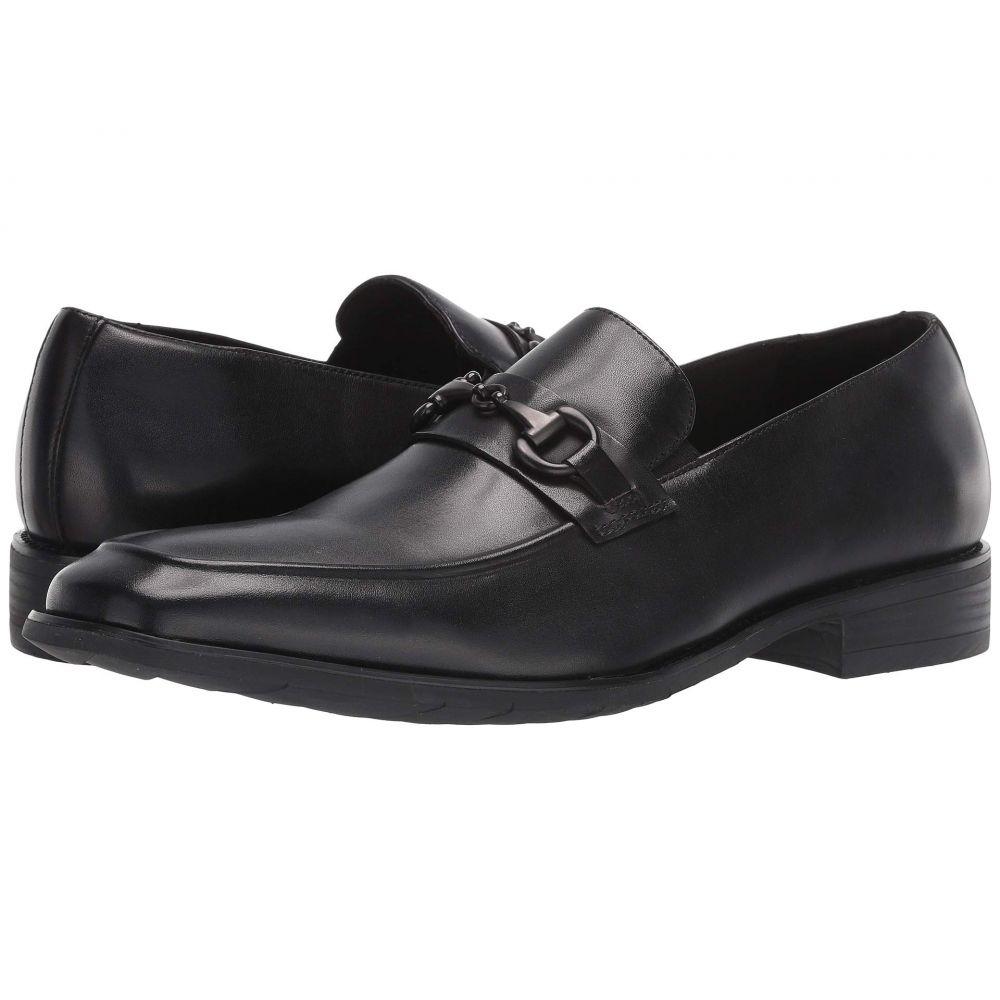 ケネス コール Kenneth Cole Reaction メンズ ローファー シューズ・靴【Relay Flex Bit Loafer】Black