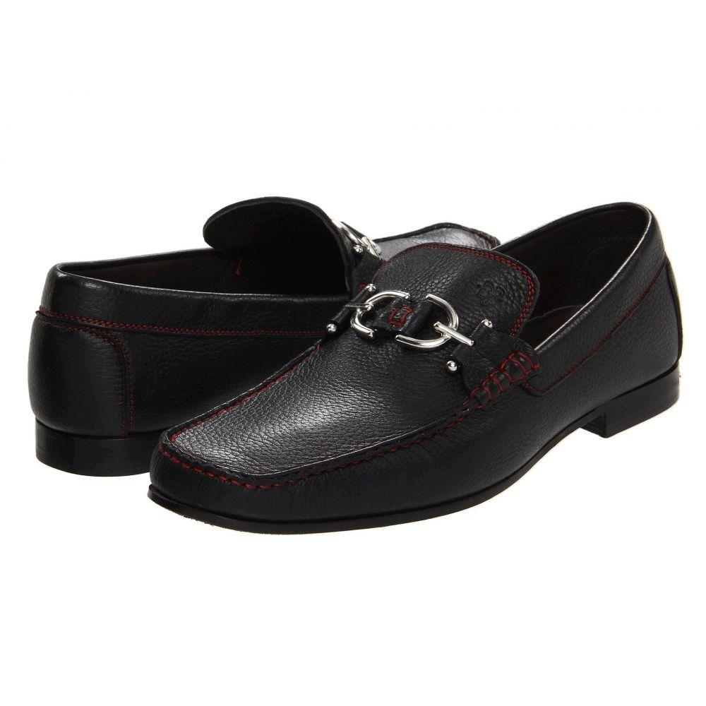ドナルド ジェイ プリナー Donald J Pliner メンズ ローファー シューズ・靴【Dacio2】Black