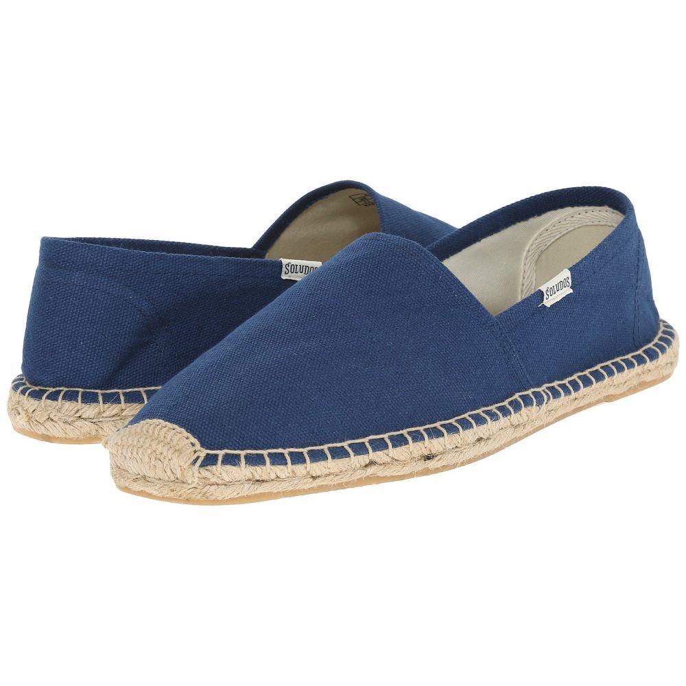 ソルドス Soludos メンズ ローファー シューズ・靴【Original Dali】Navy