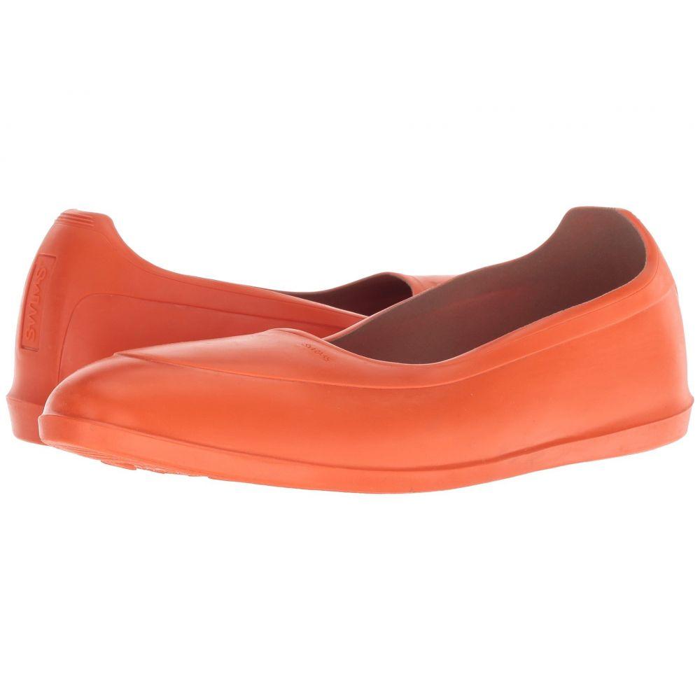 スウィムス SWIMS メンズ ローファー シューズ・靴【Galosh】Orange