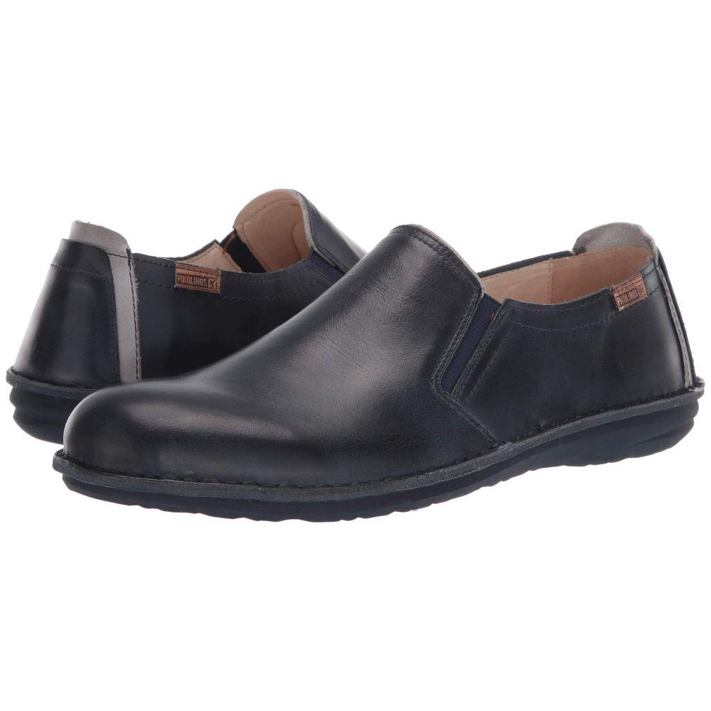 ピコリノス Pikolinos メンズ ローファー シューズ・靴【Santiago M8M-3172】Blue