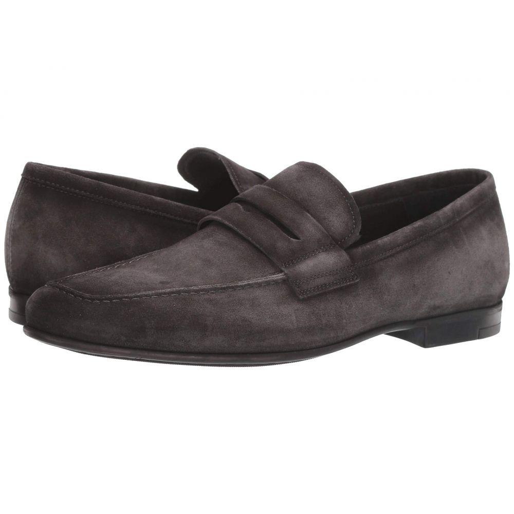 トゥーブートニューヨーク To Boot New York メンズ ローファー シューズ・靴【Corbin】Grey Suede