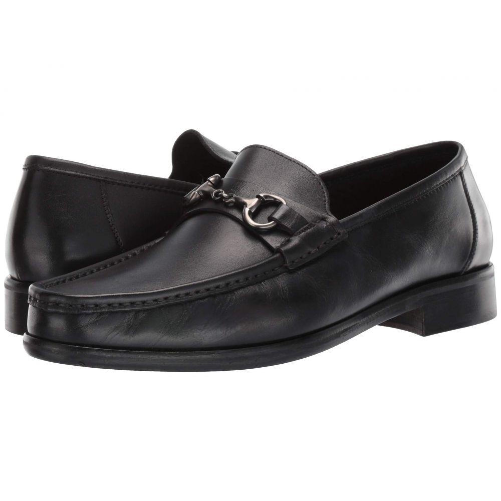 ジョンストンアンドマーフィー J&M Collection メンズ ローファー シューズ・靴【Neilson Bit】Black