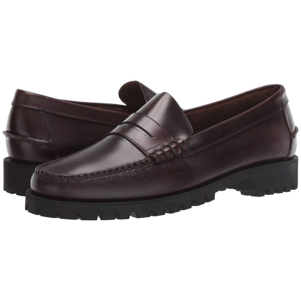 セバゴ Sebago メンズ ローファー シューズ・靴【Dan Waxy Luggage】Brown