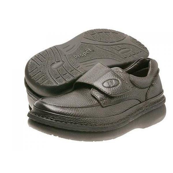 プロペット Propet メンズ 革靴・ビジネスシューズ シューズ・靴【Scandia Strap】Dark Brown