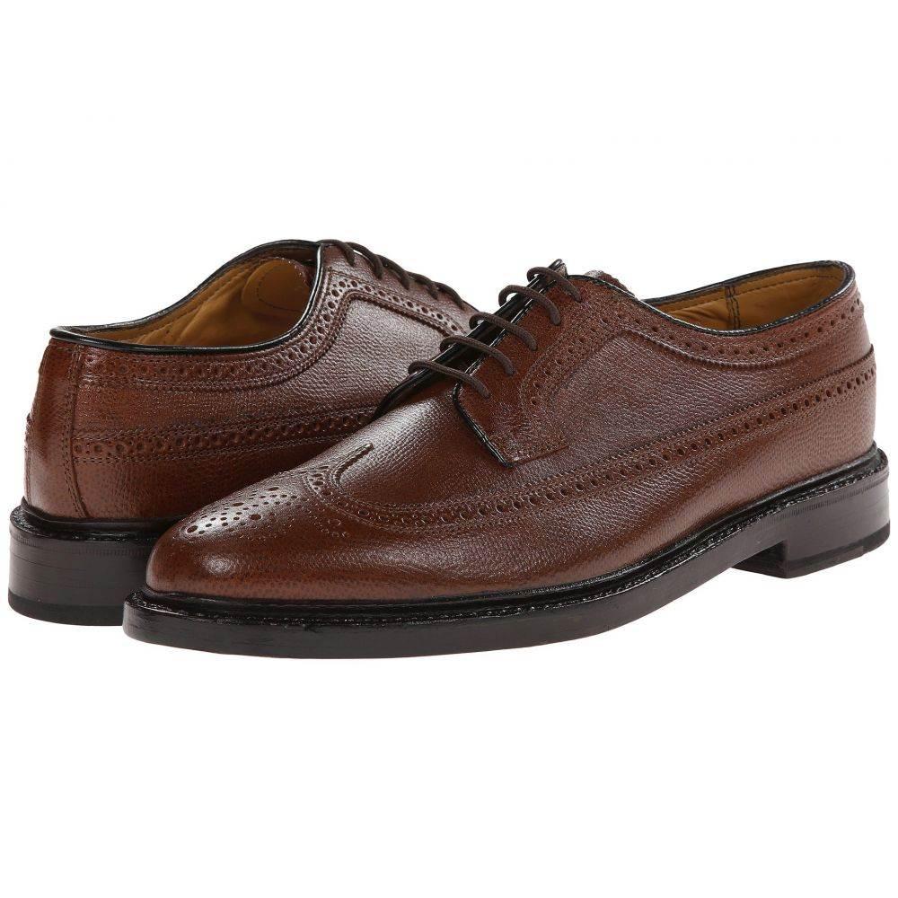 フローシャイム Florsheim メンズ 革靴・ビジネスシューズ ウイングチップ シューズ・靴【Kenmoor Wingtip Oxford】Cognac Calf