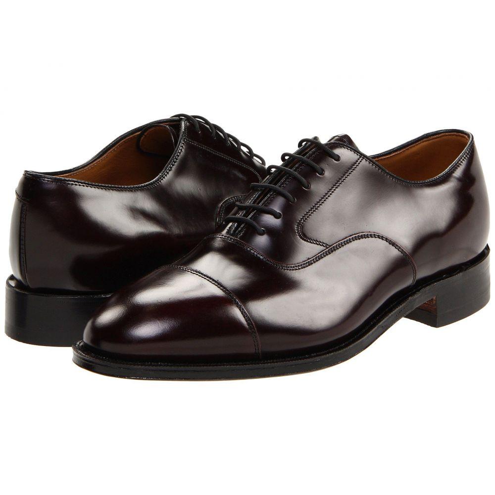 ジョンストンマーフィー メンズ シューズ 靴 革靴 ビジネスシューズ Bourdeaux Brushed Veal サイズ交換無料 Johnston Toe Cap 正規激安 Murphy Melton Oxford Dress Classic <セール&特集>