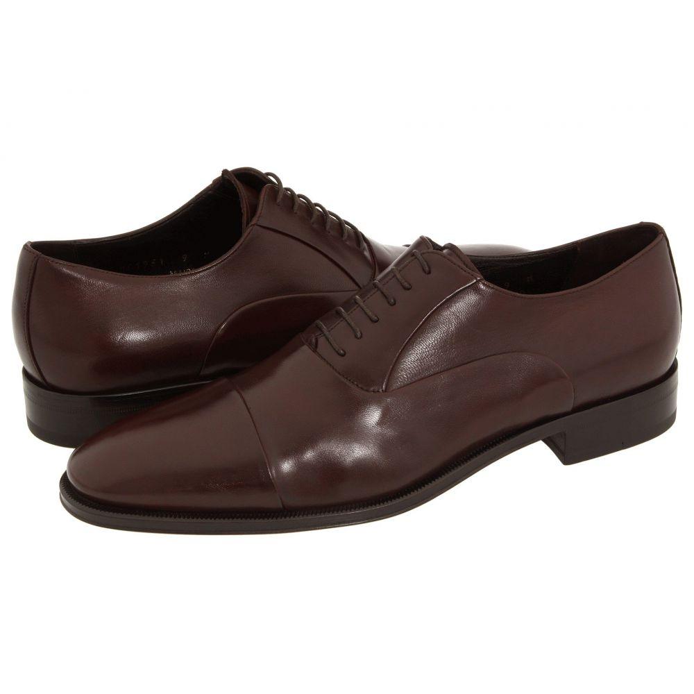 ブルーノ マリ Bruno Magli メンズ 革靴・ビジネスシューズ シューズ・靴【Maioco】Dark Brown Nappa