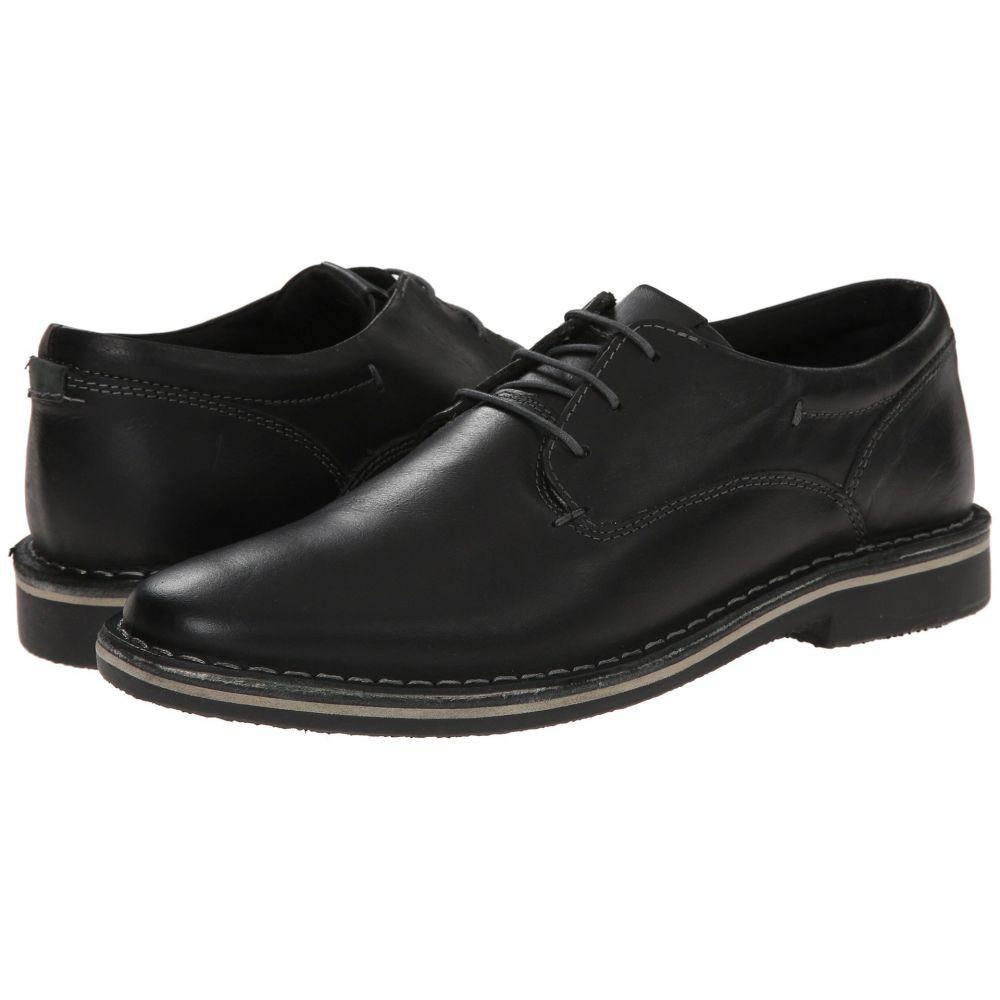 スティーブ マデン Steve Madden メンズ 革靴・ビジネスシューズ シューズ・靴【Harpoon】Black Leather
