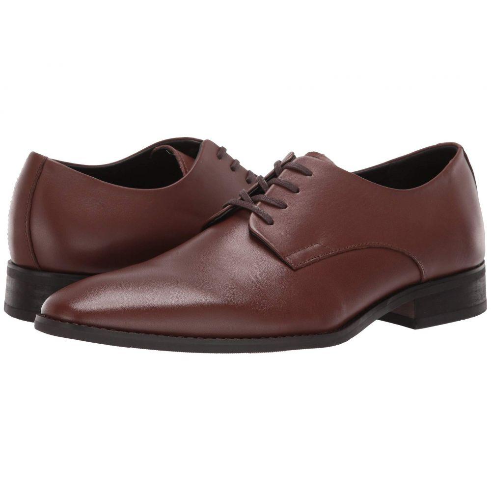 カルバンクライン Calvin Klein メンズ 革靴・ビジネスシューズ シューズ・靴【Ramses】Tan Nappa