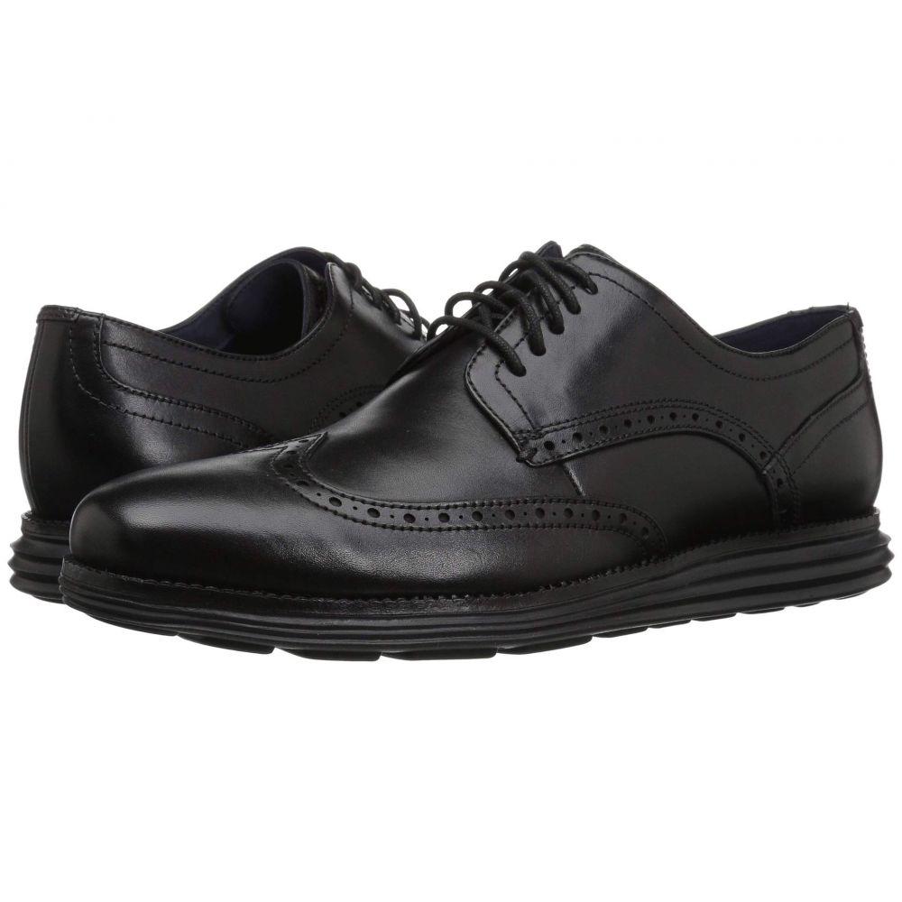コールハーン Cole Haan メンズ 革靴・ビジネスシューズ シューズ・靴【Original Grand Shortwing】Black/Black