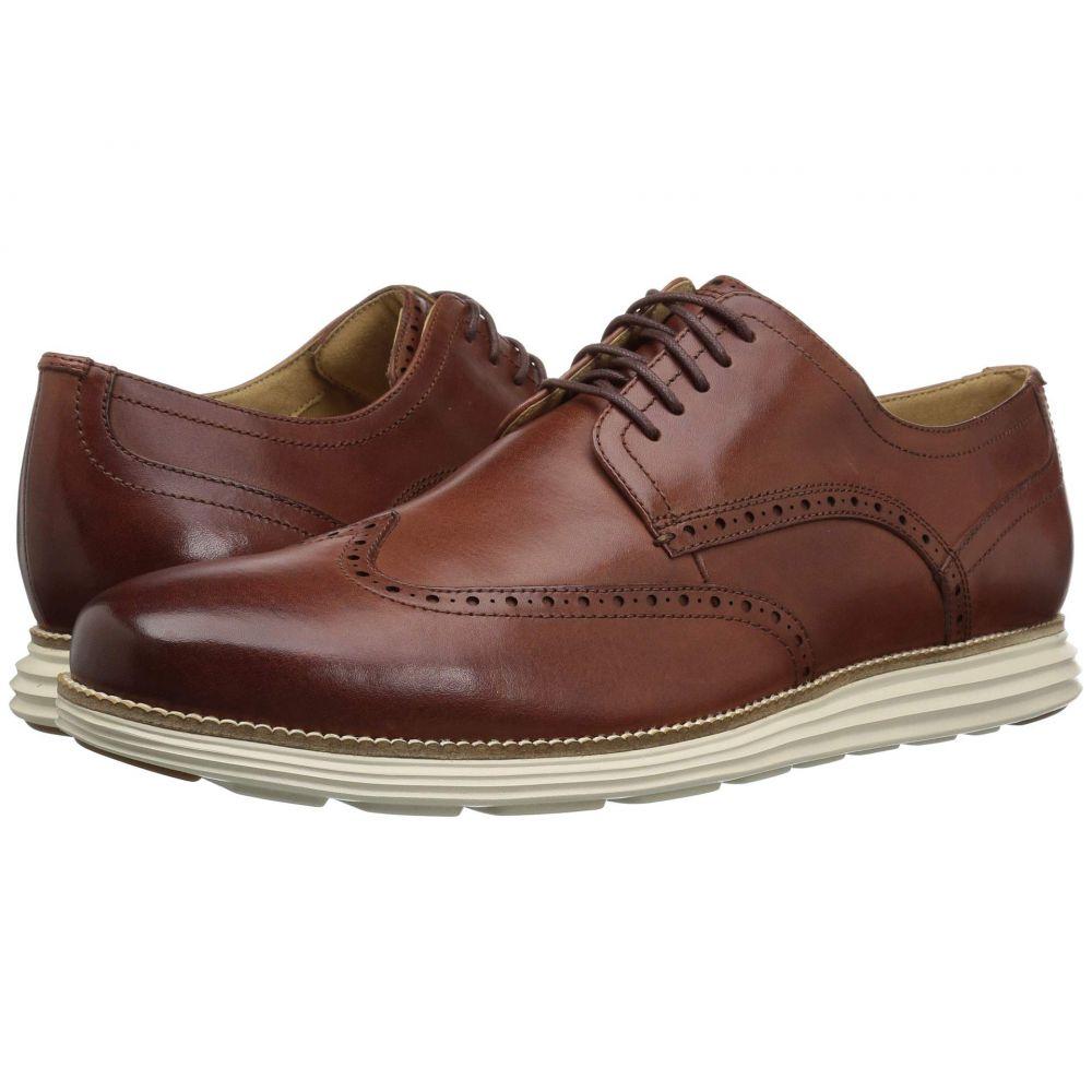 コールハーン Cole Haan メンズ 革靴・ビジネスシューズ シューズ・靴【Original Grand Shortwing】Woodbury Leather/Ivory