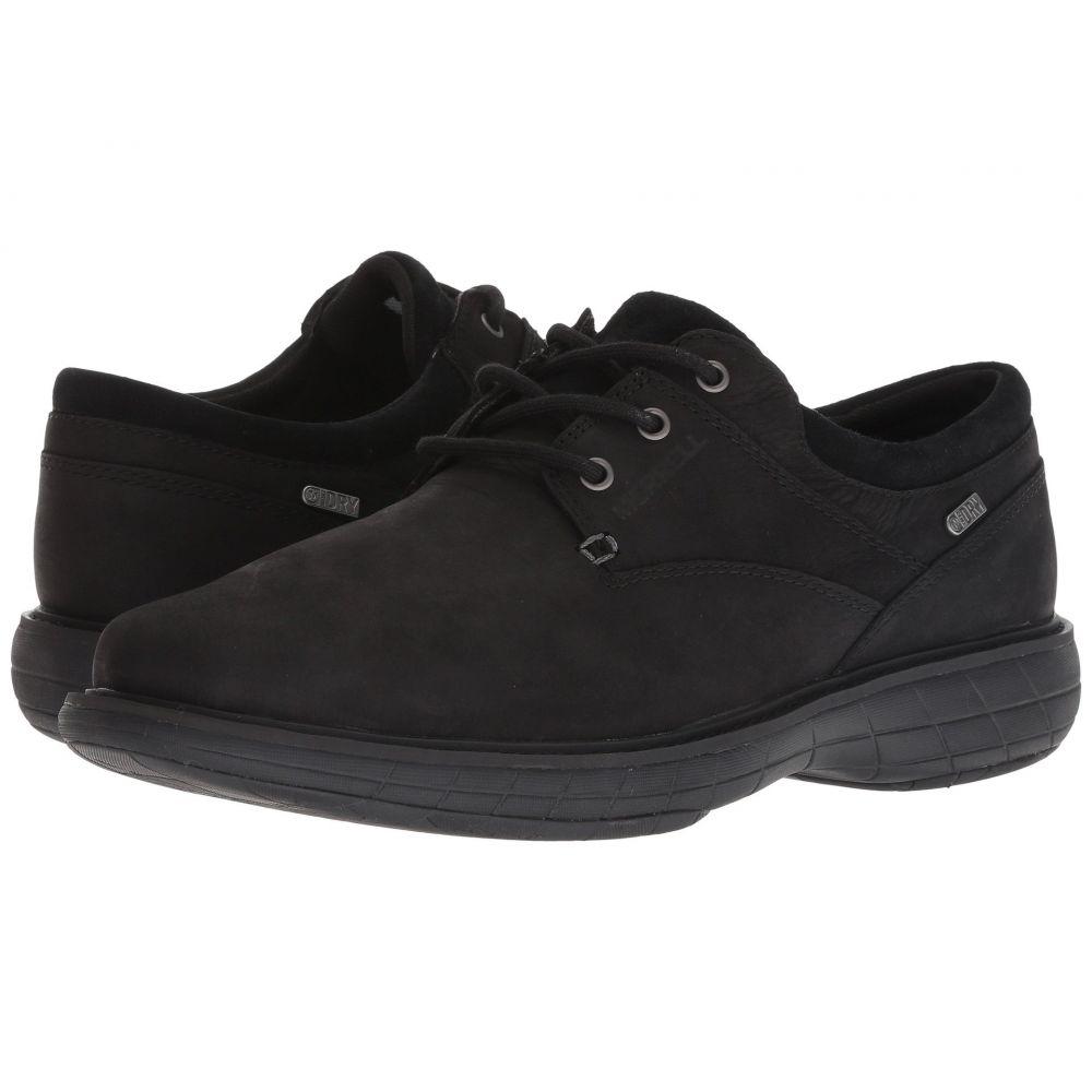 メレル Merrell メンズ 革靴・ビジネスシューズ シューズ・靴【World Vue Lace Waterproof】Black