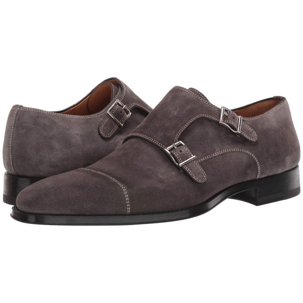 マグナーニ Magnanni メンズ 革靴・ビジネスシューズ シューズ・靴【Cotillas II】Grey Suede