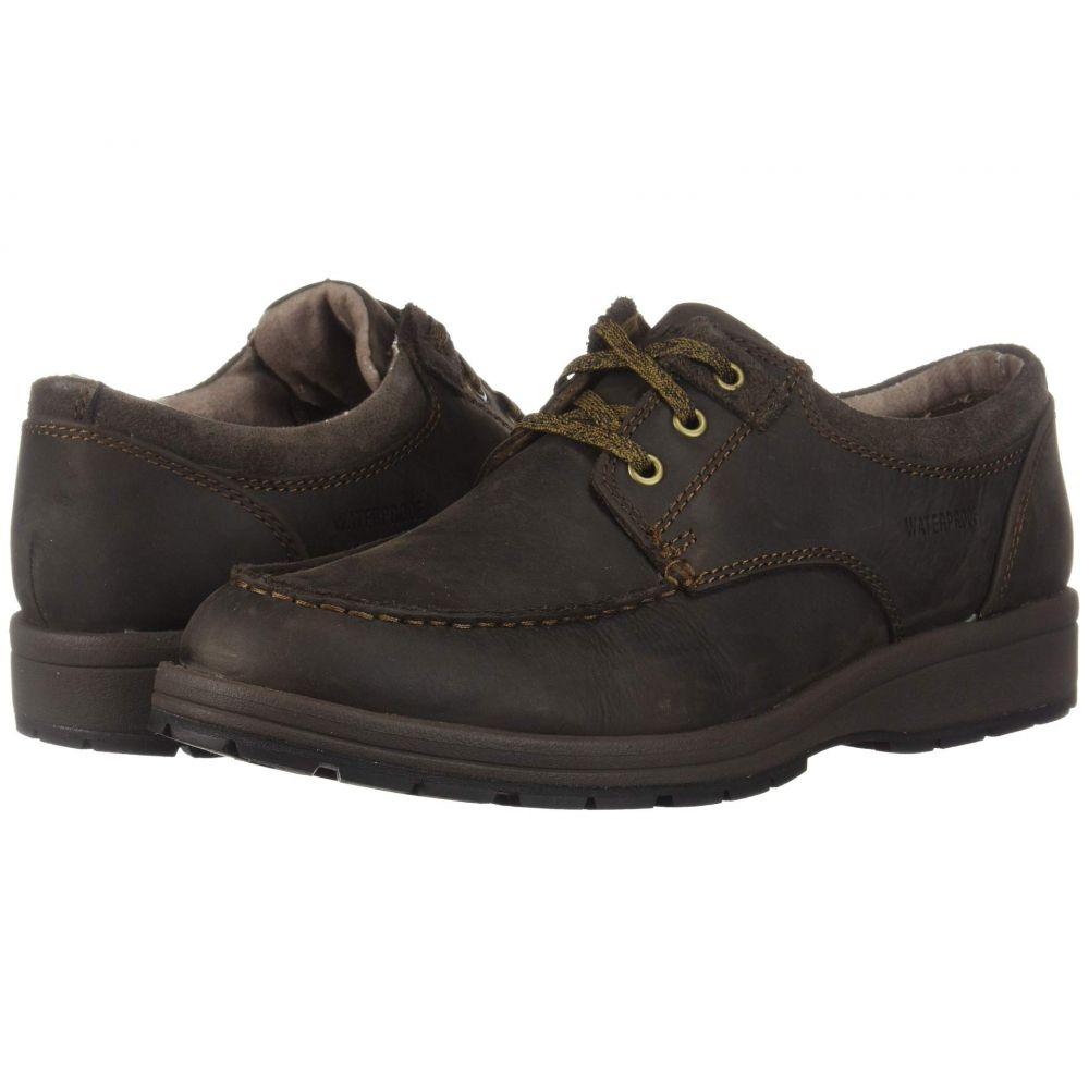 ハッシュパピー Hush Puppies メンズ 革靴・ビジネスシューズ シューズ・靴【Beauceron MT ICE+】Dark Brown Leather