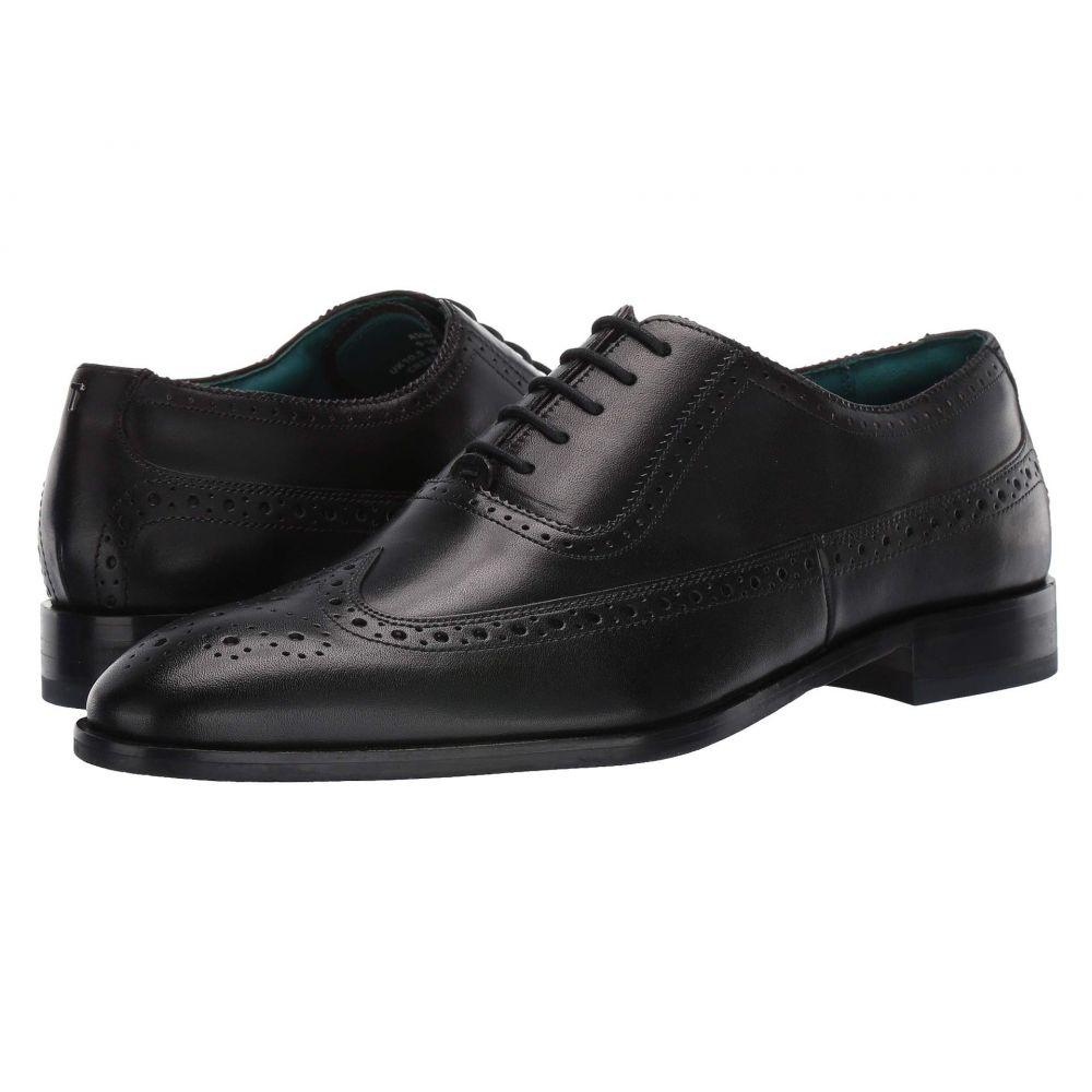 テッドベーカー Ted Baker メンズ 革靴・ビジネスシューズ シューズ・靴【Asonce】Black