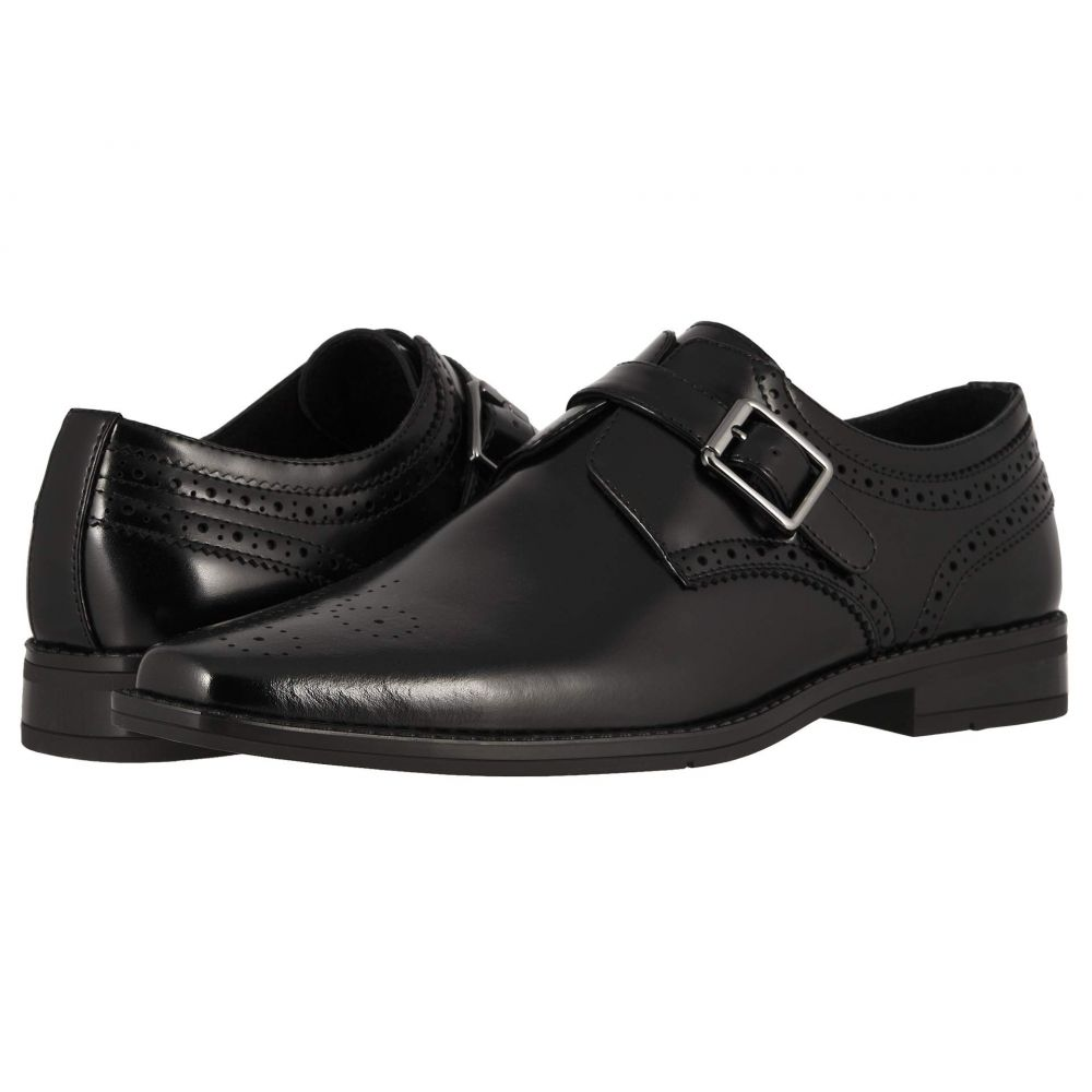 ステイシー アダムス Stacy Adams メンズ 革靴・ビジネスシューズ シューズ・靴【Kinsley】Black