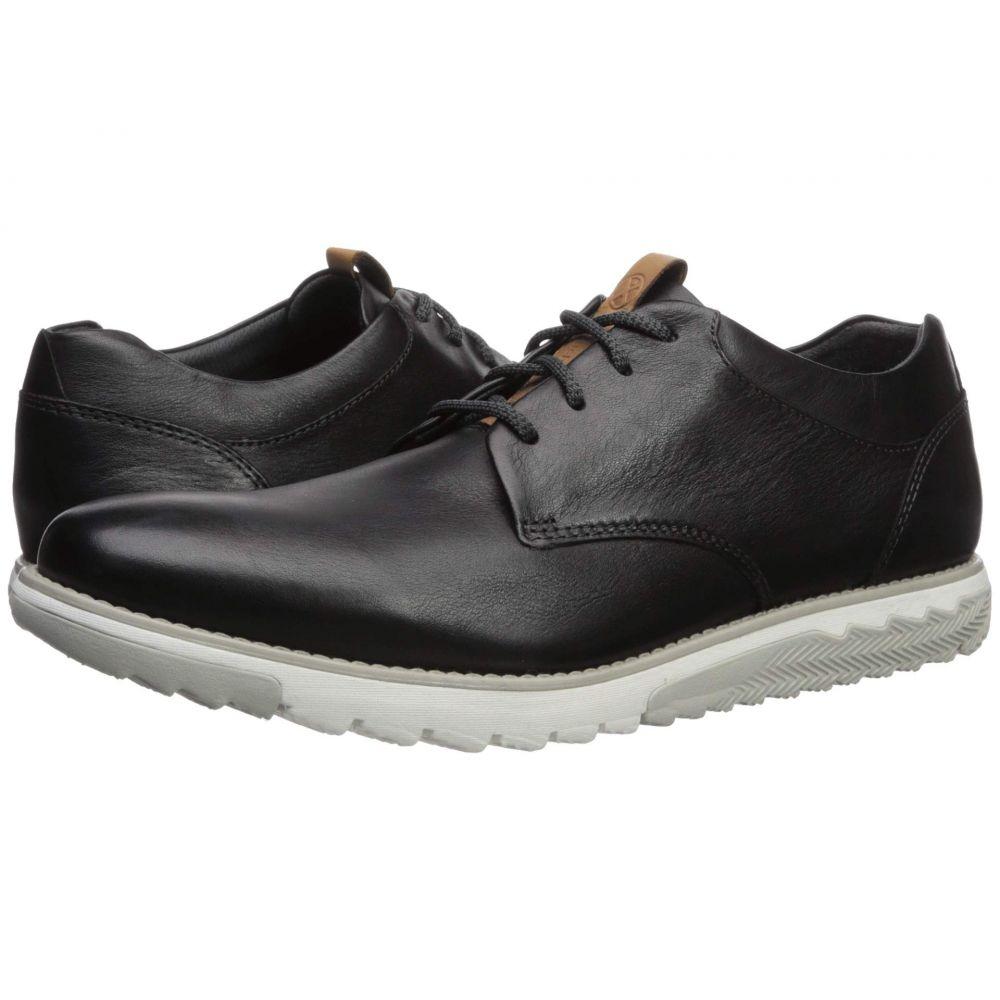 ハッシュパピー Hush Puppies メンズ 革靴・ビジネスシューズ レースアップ シューズ・靴【Expert PT Lace-Up】Black Leather
