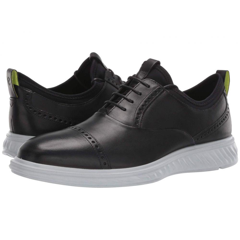 エコー ECCO メンズ 革靴・ビジネスシューズ シューズ・靴【ST.1 Hybrid Lite LX Tie】Black
