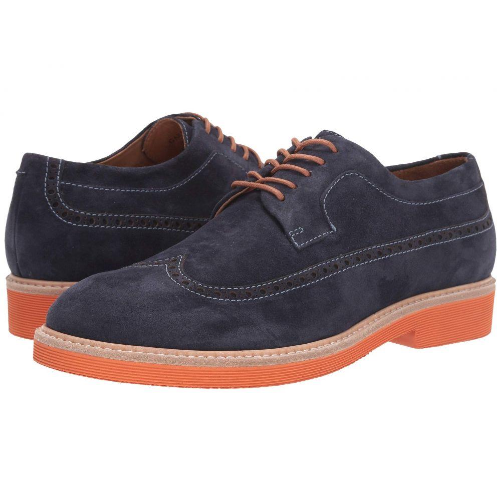 ドナルド ジェイ プリナー Donald J Pliner メンズ 革靴・ビジネスシューズ シューズ・靴【Gareth 2】Navy