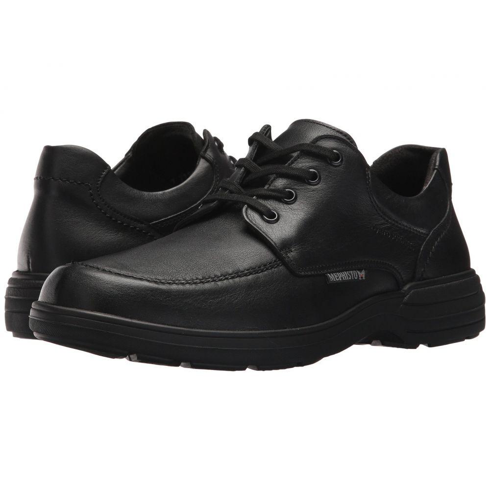 メフィスト Mephisto メンズ 革靴・ビジネスシューズ シューズ・靴【Douk】Black Riko